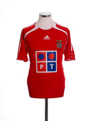 2006-07 Benfica Home Shirt S