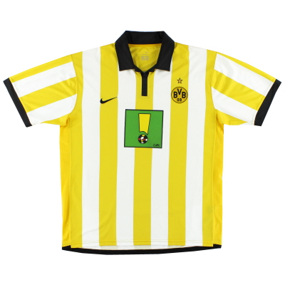 2006-07 Borussia Dortmund Home Shirt XL