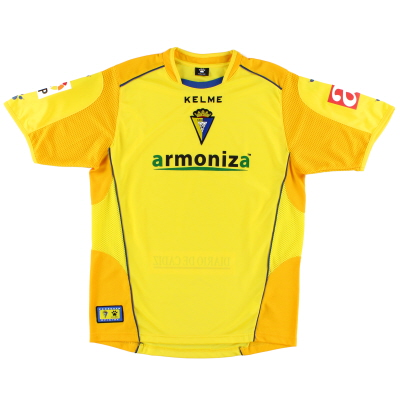 2006-07 Cadiz CF Home Shirt L