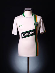 2006-08 Celtic European Shirt XXXL
