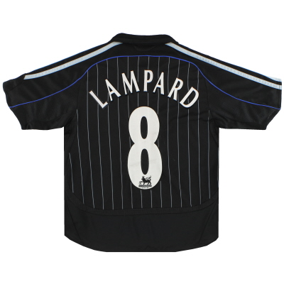 2006-07 Chelsea adidas Third Shirt Lampard #8 M.Boys