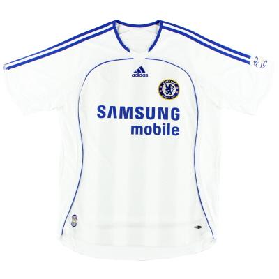 2006-07 Chelsea adidas Away Shirt M