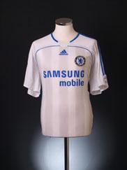 2006-07 Chelsea Away Shirt S