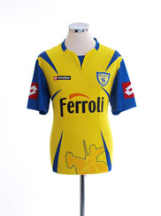 2006-07 Chievo Verona Home Shirt XL