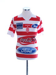 2006-07 Club Africain Home Shirt #9 XL