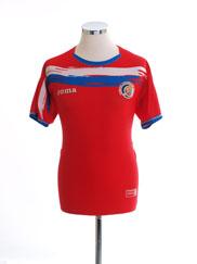 2006-07 Costa Rica Home Shirt