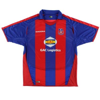 2006-07 Crystal Palace Home Shirt XL