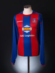 2006-07 Crystal Palace Home Shirt *BNWT* L/S XXL