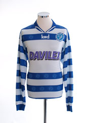 2006-07 De Graafschap Home Shirt #13 L/S XL