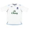2006-07 Everton Away Shirt Johnson #8 XL