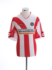 2006-07 FSV Mainz Home Shirt XXL