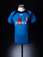 2006-07 Fulham Third Shirt M