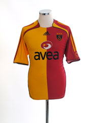2006-07 Galatasaray Home Shirt XL.Boys