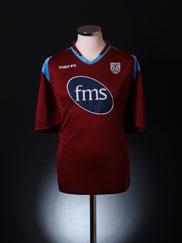 2006-07 Gateshead Away Shirt XL