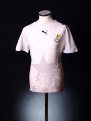 2006-07 Ghana Home Shirt *As New* L