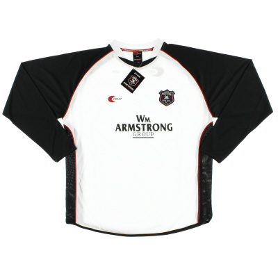 Gretna FC 2008  home shirt (Original)