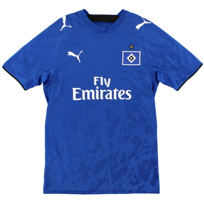 2006-07 Hamburg Away Shirt S