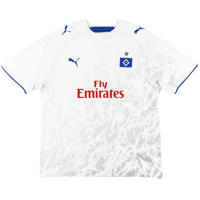 2006-07 Hamburg Home Shirt XXL