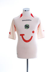 2006-07 Hannover 96 Away Shirt M