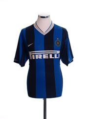 2006-07 Inter Milan Home Shirt S