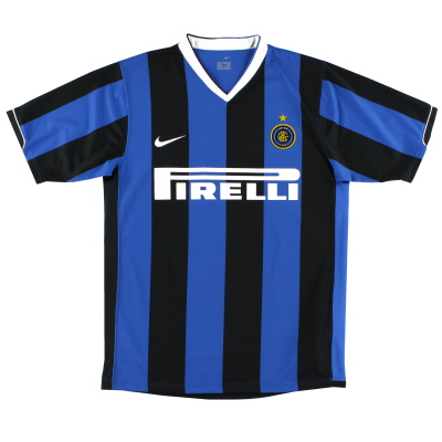 2006-07 Inter Milan Home Shirt M