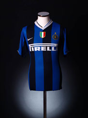 2006-07 Inter Milan Home Shirt XL