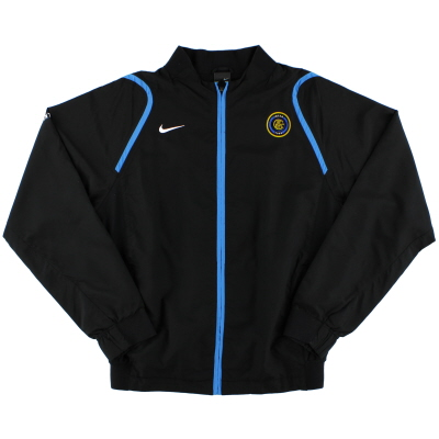 2006-07 Inter Milan Nike Track Jacket *Mint* M