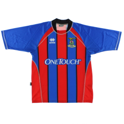 2006-07 Inverness Caledonian Thistle Home Shirt