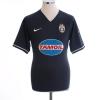 2006-07 Juventus Away Shirt Del Piero #10 S