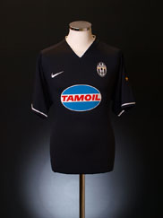 2006-07 Juventus Away Shirt L