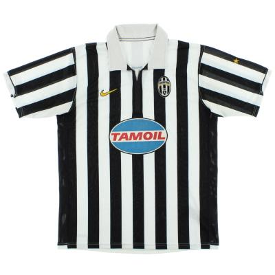 2006-07 Juventus Home Shirt L