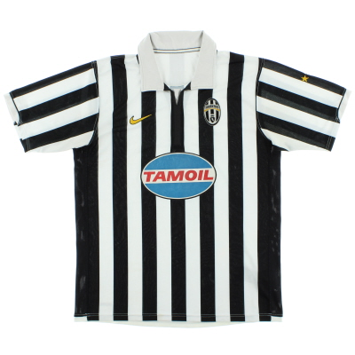 2006-07 Juventus Home Shirt L