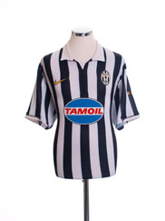 2006-07 Juventus Home Shirt *Mint* XL