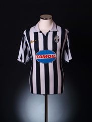 2006-07 Juventus Home Shirt XL