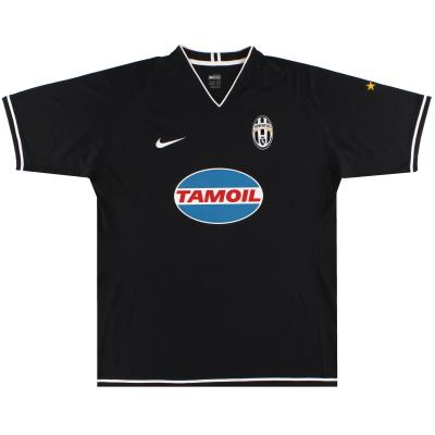 2006-07 Juventus Nike Away Shirt *Mint* L