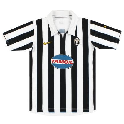 2006-07 Juventus Nike Home Shirt XL.Boys