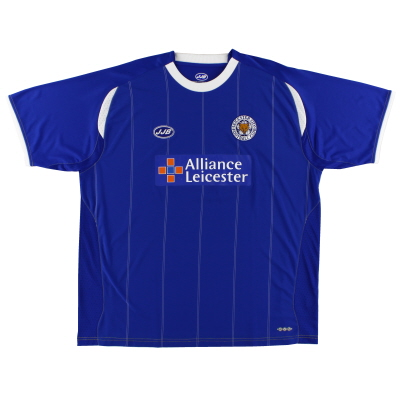 2006-07 Leicester JJB Home Shirt XL