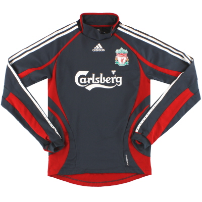2006-07 Liverpool adidas 'Formotion' Training Top S