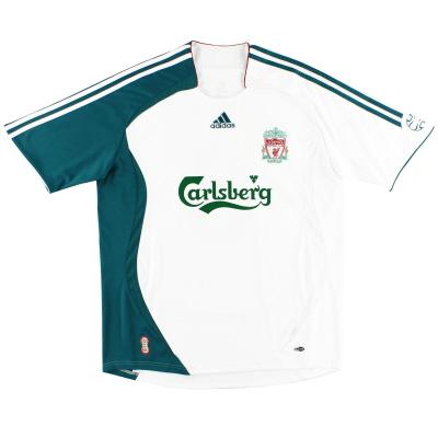 2006-07 Liverpool adidas European Third Shirt XS