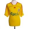 2006-07 Liverpool Away Shirt Alonso #14 L