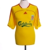 2006-07 Liverpool Away Shirt Alonso #14 M
