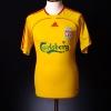 2006-07 Liverpool Away Shirt Gerrard #8 XXL