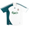 2006-07 Liverpool European Third Shirt Gerrard #8 L