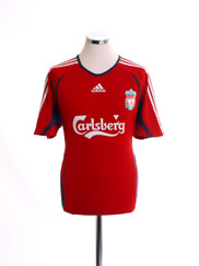2006-07 Liverpool Formotion Training Shirt XL