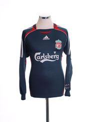 2006-07 Liverpool Goalkeeper Shirt S