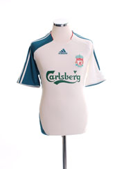 2006-07 Liverpool Third Shirt M