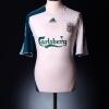 2006-07 Liverpool Third Shirt Gerrard #8 *Mint* M