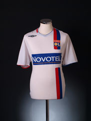 2006-07 Lyon Home Shirt *BNIB*