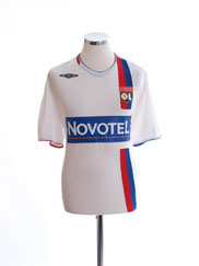 2006-07 Lyon Home Shirt XL