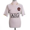 2006-07 Manchester United Away Shirt Scholes #18 M